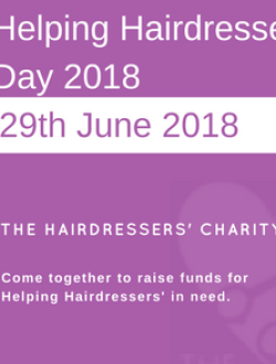 Helping Hairdressers Day