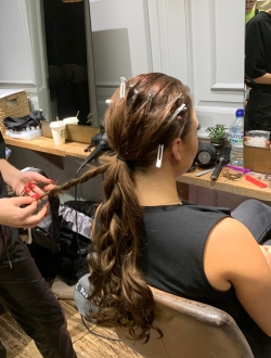Long Hair Workshop, 1st November