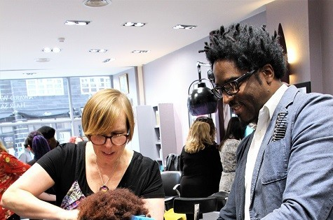 Afro masters host hands-on evening  3