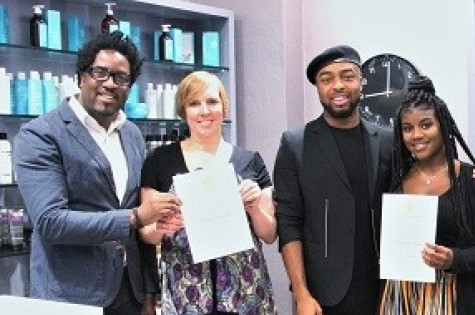Afro masters host hands-on evening  5