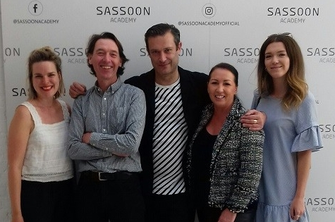 Sassoon Scholarship Winner Announced 4