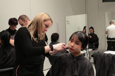 Project X Spends A Day At Sassoon Academy 4