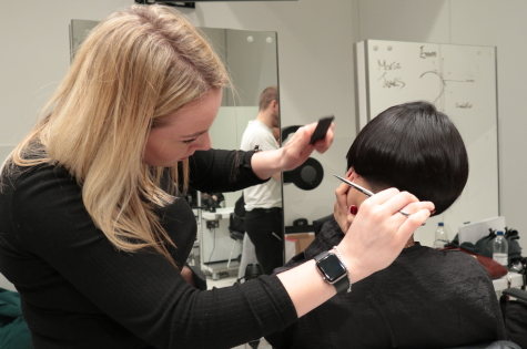 Project X Spends A Day At Sassoon Academy 5