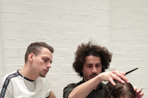 Project X Spends A Day At Sassoon Academy 7