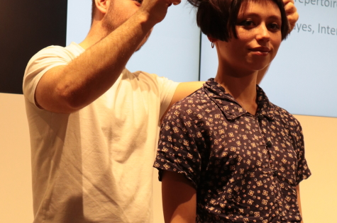 Project X Spends A Day At Sassoon Academy 10