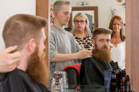 Barber Project Master Beards and Shaves 6