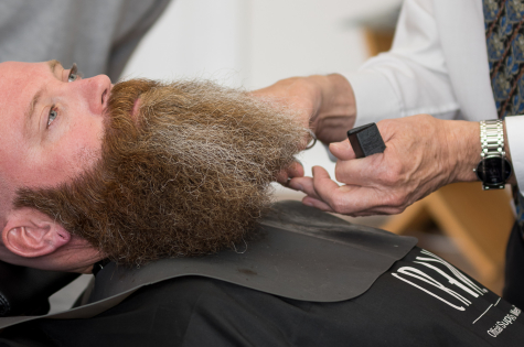 Barber Project Master Beards and Shaves 12