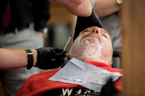 Barber Project Master Beards and Shaves 15