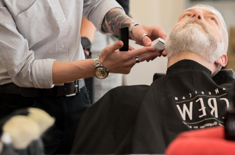 Barber Project Master Beards and Shaves 16