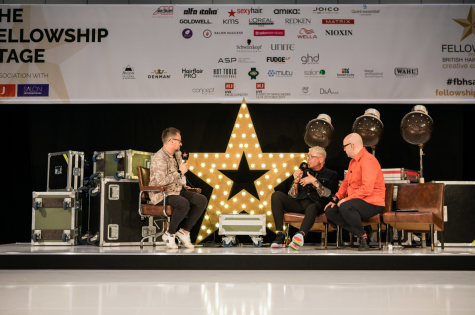 The Fellowship for British Hairdressing Takes to the Stage at Salon International  2