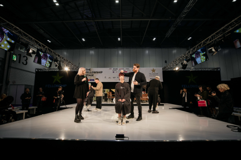 The Fellowship for British Hairdressing Takes to the Stage at Salon International  3