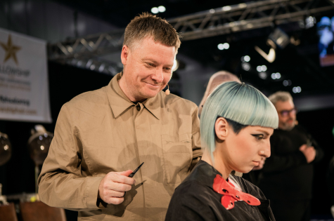 The Fellowship for British Hairdressing Takes to the Stage at Salon International  4