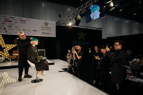The Fellowship for British Hairdressing Takes to the Stage at Salon International  5