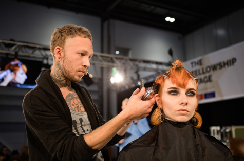 The Fellowship for British Hairdressing Takes to the Stage at Salon International  6
