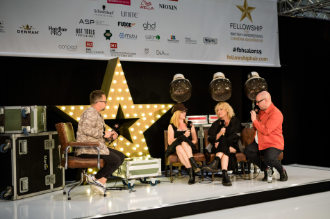 The Fellowship for British Hairdressing Takes to the Stage at Salon International  7