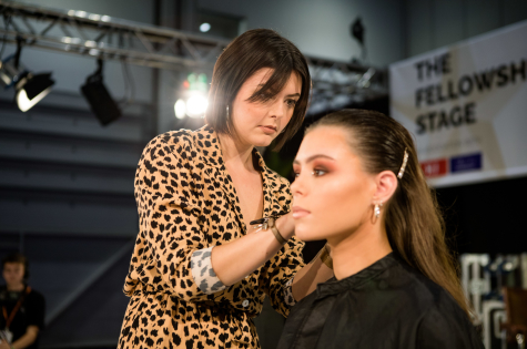The Fellowship for British Hairdressing Takes to the Stage at Salon International  9