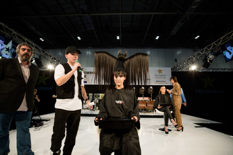 The Fellowship for British Hairdressing Takes to the Stage at Salon International  10