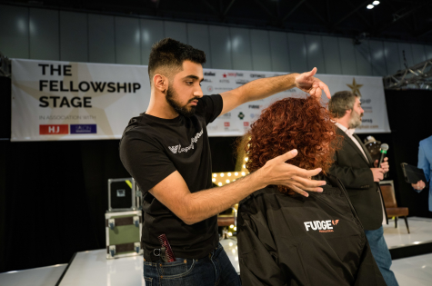 The Fellowship for British Hairdressing Takes to the Stage at Salon International  11