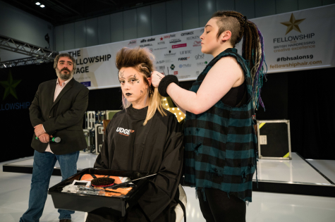 The Fellowship for British Hairdressing Takes to the Stage at Salon International  12