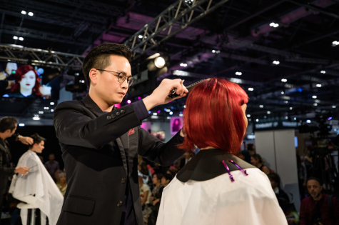 The Fellowship for British Hairdressing Takes to the Stage at Salon International  14