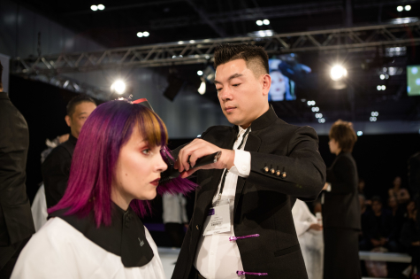 The Fellowship for British Hairdressing Takes to the Stage at Salon International  15