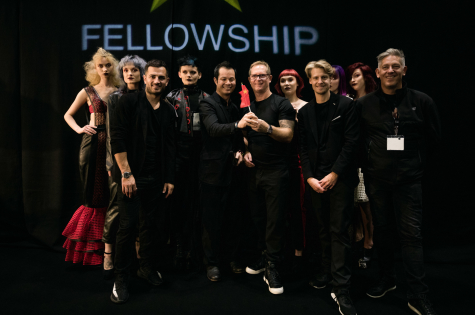The Fellowship for British Hairdressing Takes to the Stage at Salon International  17