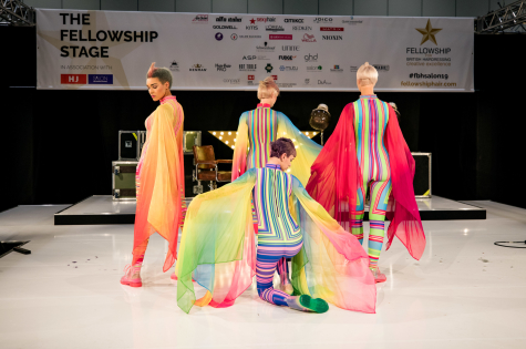 The Fellowship for British Hairdressing Takes to the Stage at Salon International  18