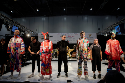 The Fellowship for British Hairdressing Takes to the Stage at Salon International  19
