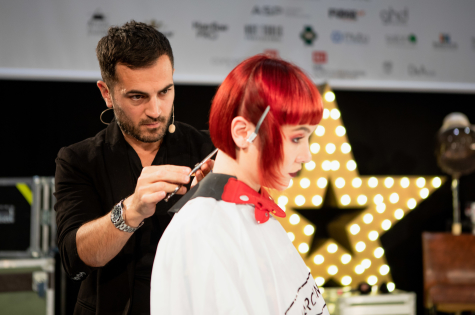 The Fellowship for British Hairdressing Takes to the Stage at Salon International  20