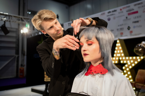 The Fellowship for British Hairdressing Takes to the Stage at Salon International  21