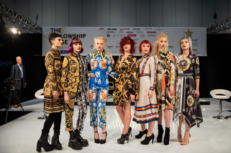 The Fellowship for British Hairdressing Takes to the Stage at Salon International  22