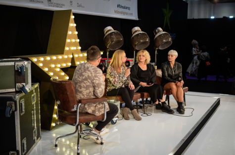 The Fellowship for British Hairdressing Takes to the Stage at Salon International  23