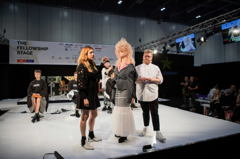 The Fellowship for British Hairdressing Takes to the Stage at Salon International  24