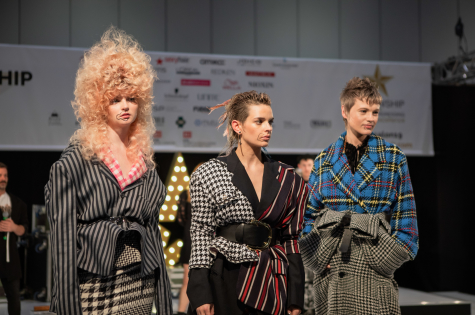 The Fellowship for British Hairdressing Takes to the Stage at Salon International  25