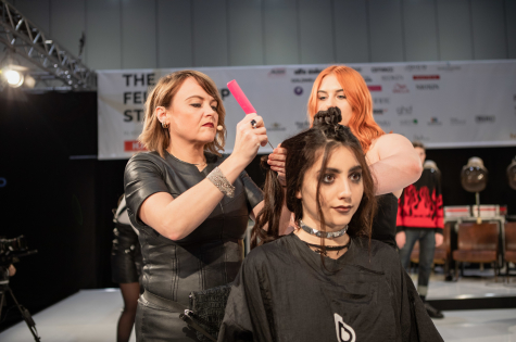 The Fellowship for British Hairdressing Takes to the Stage at Salon International  26