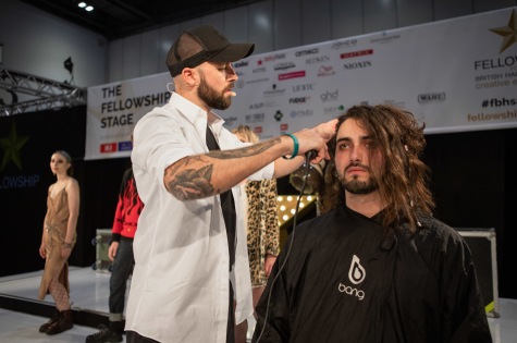 The Fellowship for British Hairdressing Takes to the Stage at Salon International  27