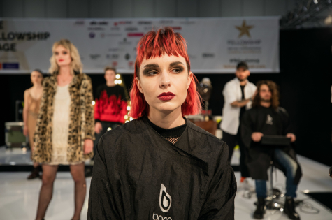 The Fellowship for British Hairdressing Takes to the Stage at Salon International  28