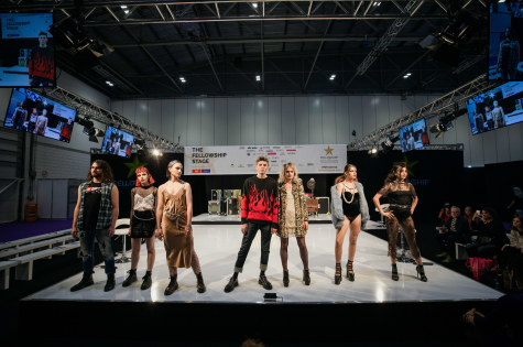 The Fellowship for British Hairdressing Takes to the Stage at Salon International  29