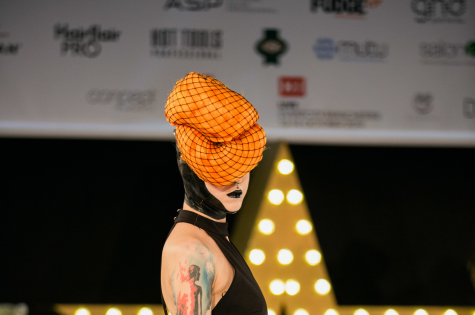 The Fellowship for British Hairdressing Takes to the Stage at Salon International  32