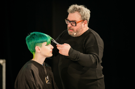 The Fellowship for British Hairdressing Takes to the Stage at Salon International  33