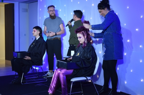 Fellowship Project: Colour and Project: X Teams Host Finale Evening 8