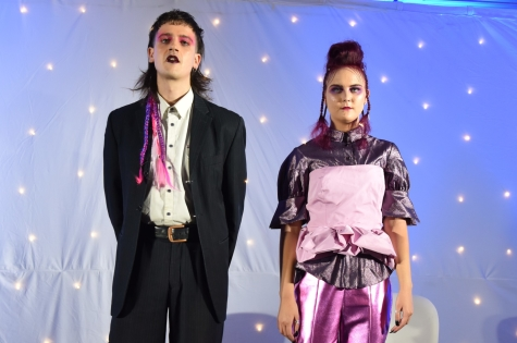 Fellowship Project: Colour and Project: X Teams Host Finale Evening 9