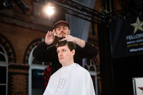 Fellowship for British Hairdressing Present for Pro Hair Live 3