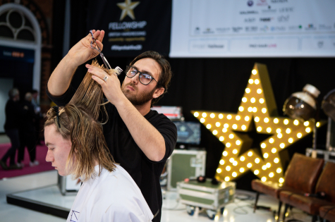 Fellowship for British Hairdressing Present for Pro Hair Live 4