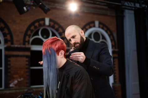 Fellowship for British Hairdressing Present for Pro Hair Live 5