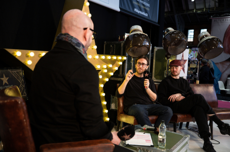 Fellowship for British Hairdressing Present for Pro Hair Live 9