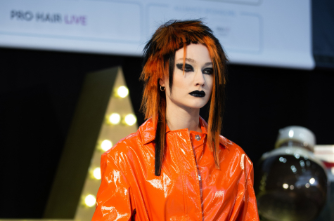 Fellowship for British Hairdressing Present for Pro Hair Live 10