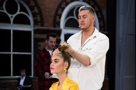 Fellowship for British Hairdressing Present for Pro Hair Live 16