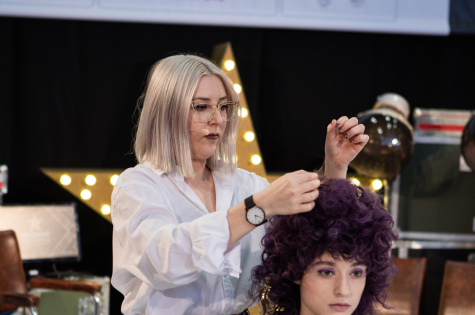 Fellowship for British Hairdressing Present for Pro Hair Live 18