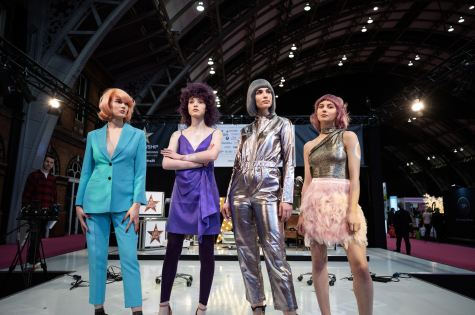 Fellowship for British Hairdressing Present for Pro Hair Live 19
